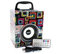 speaker/radio/USB flash KS612-3