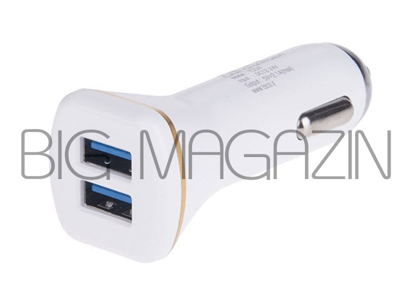 TSCO TCG 8 Car Charger With microUSB Cable